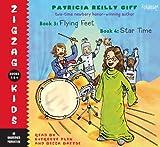 Giff, Patricia Reilly: Zigzag Kids Bks 3&4 (Lib)(CD)