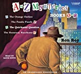 Ron Roy: Books O to R - The Orange Outlaw, The Panda Puzzle, The Quicksand Question, The Runaway Racehorse (A toZ Mysteries)
