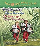 Osborne, Mary Pope: Magic Tree House Collection: Books 45-48
