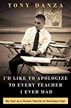 I'd Like to Apologize to Every Teacher…