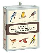 Sibley Backyard Birding Flashcards: 100…