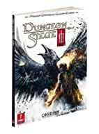Dungeon Siege III: Prima Official Game Guide…