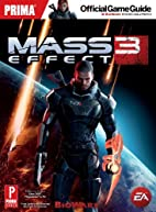 Mass Effect 3: Prima Official Game Guide…