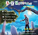 Ron Roy: Books W to Z - The White Wolf, The X'ed-Out X-Ray, The Yellow Yacht, The Zombie Zone (A to Z Mysteries)