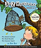 Roy, Ron: A to Z Mysteries: Books A-C