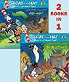 Rabe, Tish: Trick-or-Treat!/Aye-Aye! (Dr. Seuss/Cat in the Hat) (Deluxe Pictureback)