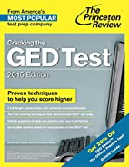Cracking the GED Test with 2 Practice Tests,…