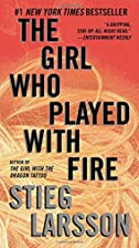The Girl Who Played with Fire (Vintage…