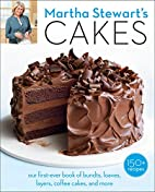 Martha Stewart's Cakes: Our First-Ever…