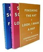 Hat Box: The Collected Lyrics of Stephen…