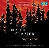 Charles Frazier: Nightwoods Lib CD