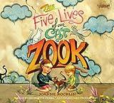 Rocklin, Joanne: Five Lives of Our Cat Zook (lib)(CD)