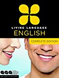 Living Language: Living Language English, Complete Edition (ESL/ELL): Beginner through advanced course, including 3 coursebooks, 9 audio CDs, and free online learning