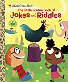 The Little Golden Book of Jokes and Riddles…