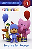 Webster, Christy: Surprise for Pocoyo (Pocoyo) (Step into Reading)