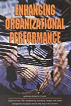 Enhancing organizational performance by…