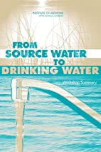 From Source Water to Drinking Water:…