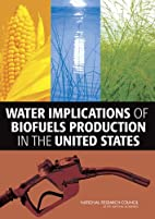 Water Implications of Biofuels Production in…