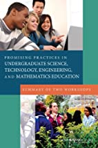 Promising Practices in Undergraduate…