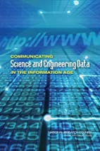Communicating Science and Engineering Data…