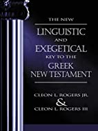 New Linguistic and Exegetical Key to the…