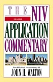 Walton, John H.: Genesis: The Niv Application Commentary  From Biblical Text...to Contemporary Life