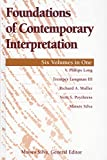 Muller, Richard A.: Foundations of Contemporary Interpretation