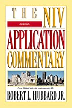 The NIV Application Commentary Joshua by…