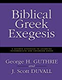Guthrie, George H.: Biblical Greek Exegesis: A Graded Approach to Learning Intermediate and Advanced Greek