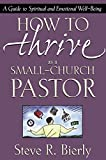 Bierly, Steve R.: How to Thrive As a Small-Church Pastor: A Guide to Spiritual and Emotional Well-Being