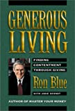 Blue, Ron: Generous Living