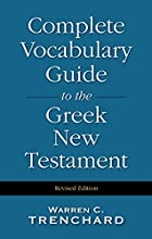 The Complete Vocabulary Guide to the Greek…