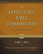 Luke--Acts by Tremper Longman III