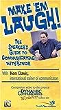 Davis, Ken: Make 'Em Laugh [VHS]