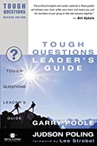 Tough Questions Leader's Guide (TOUGH…