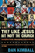 They Like Jesus but Not the Church: Insights…