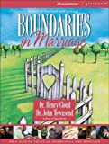 Henry Cloud: Boundaries in Marriage