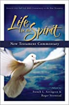 Life in the Spirit New Testament Commentary…