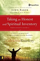 Celebrate Recovery: Taking an Honest and…