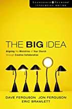 The Big Idea: Aligning the Ministries of…