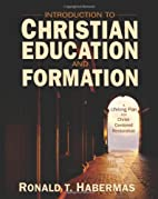 Introduction to Christian Education and…