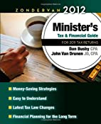 Zondervan 2012 Minister's Tax and…