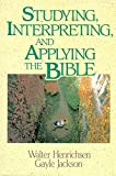 Jackson, Gayle: Studying, Interpreting, and Applying the Bible