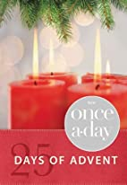NIV, Once-A-Day: 25 Days of Advent…