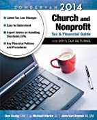Zondervan 2014 Church and Nonprofit Tax and…