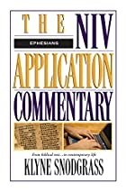 The NIV Application Commentary: Ephesians by…