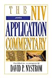 Nystrom, David P.: James: The Niv Application Commentary  From Biblical Test--To Contemporary Life