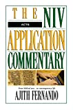 Fernando, Ajith: Acts: The Niv Application Commentary