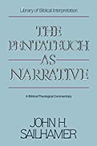 The Pentateuch as Narrative: A…