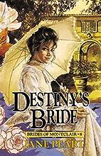 Destiny's Bride by Jane Peart